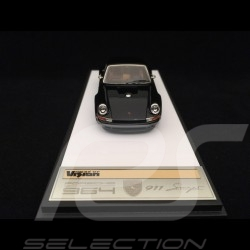 Singer 911 Porsche 964 black 1/43 Make Up Vision VM111H