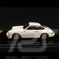 Porsche 911 type 964 Carrera RS 1992 Club Sport white 1/43 Make Up Vision VM139C