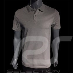 Porsche polo shirt classic grey Porsche Design WAP935K - men