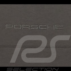Porsche polo shirt classic grey Porsche WAP935K - men