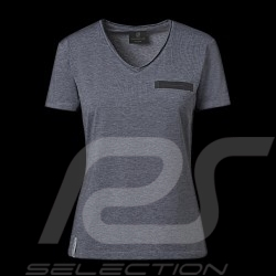 Porsche 911 Collection T-shirt heather grey Porsche Design WAP944K - Women