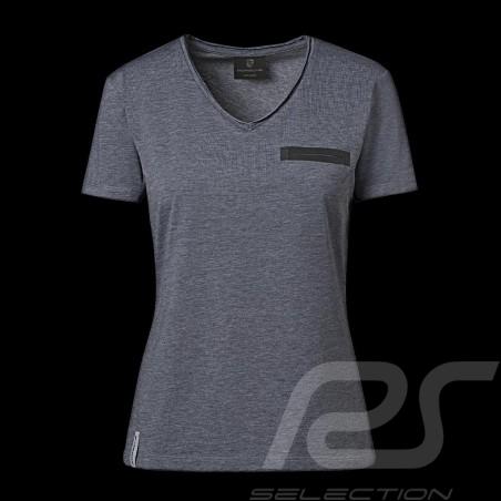 T-shirt Porsche 911 Collection gris chiné Porsche Design WAP944K - femme women damen heather grey graumeliert