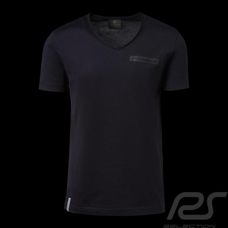 T-shirt Porsche 911 Collection noir Porsche Design WAP943K - homme men herren black schwarz