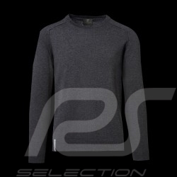 Porsche pullover wool / cachemere heather grey Porsche Design WAP945K - Men