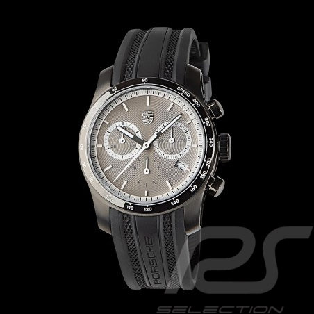 Porsche Chronoraph Watch 911 Collection silver Porsche WAP0709000K