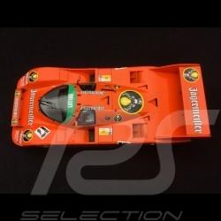 Porsche 962 n° 17 Jägermeister Vainqueur Winner Sieger 24h Spa 1986 1/43 Spark SB007