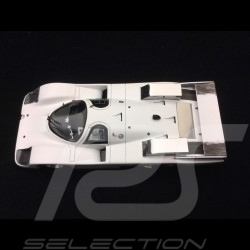 Porsche 956 Engine test F1 1983 TAG Finish line 1/43 Spark S3410
