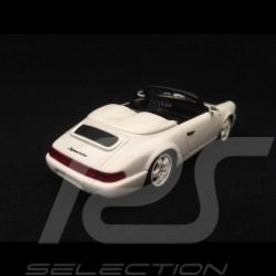 Porsche 911 type 964 Speedster 1993 white Spark 1/43 S2043