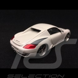 RUF RK Coupé base Porsche Cayman 987 2007 gris clair light grey hellgrau 1/43 Spark S0713