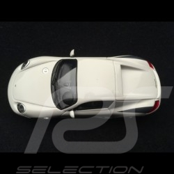 RUF RK Coupé Porsche base Cayman 987 2007 light grey 1/43 Spark S0713
