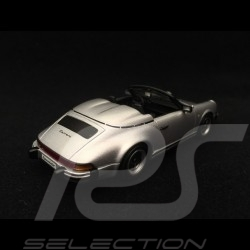 Porsche 911 3.2 Speedster 1989 silbergrau 1/43 Spark S4470