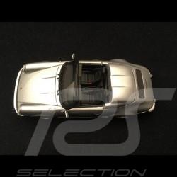 Porsche 911 3.2 Speedster 1989 gris argent silver grey silbergrau 1/43 Spark S4470