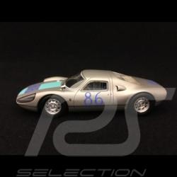 Porsche 904 GTS n° 86 Davis Pucci Winner Targa Florio 1964 1/43 Spark S3449