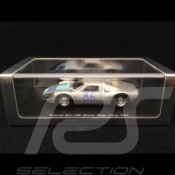 Porsche 904 GTS n° 86 Davis Pucci Vainqueur Winner Sieger Targa Florio 1964 1/43 Spark S3449