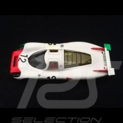 Porsche 908 LH n° 12 Stommelen Herrmann Sieger Paris 1968 1/43 Spark SF050