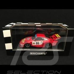 Porsche 935/77 n° 66 Loos Nürburgring DRM 1977 1/43 Minichamps 400776366