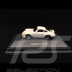 Porsche 911 2.7 Carrera RS 1973 grand Prix weiß 1/87 Schuco 452639900