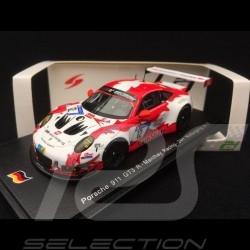 Porsche 911 GT3 R 991 n° 12 Manthey Racing 24h Nürburgring 2018 1/43 Spark SG413