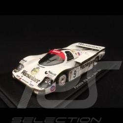 Porsche 956 n° 9 Warsteiner Le Mans 1984 1/43 Spark S7504