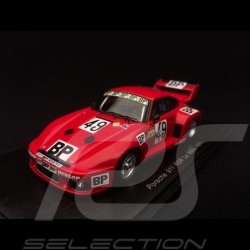 Porsche 911 RSR n° 49 BP Striebig Le Mans 1977 1/43 Spark S7502