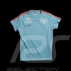 Kid's T-shirt Jo Siffert Targa Gulf Blue n° 12
