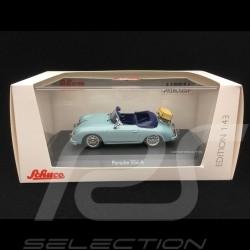 Porsche 356 A Speedster 1955 meissen blue 1/43 Schuco 450258400