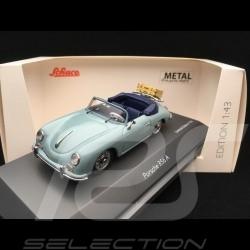 Porsche 356 A Speedster 1955 meissen blau 1/43 Schuco 450258400
