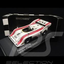 Porsche 917 10 LM n° 6 Penske Donohue Can Am 1972 1/43 Minichamps 437726506