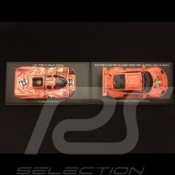 Duo Porsche Sau 917 /20 Le Mans 1971 & 911 RSR Le Mans 2018 1/43 Spark S1896 S7033