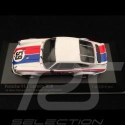 Porsche 911 2.8 Carrera RSR n° 59 Brumos Sieger 24h Daytona 1973 1/43 Minichamps 430736959