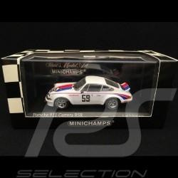 Porsche 911 2.8 Carrera RSR n° 59 Brumos Winner 24h Daytona 1973 1/43 Minichamps 430736959