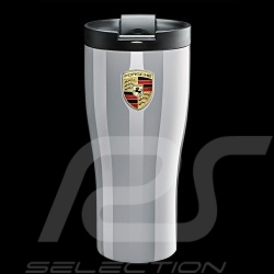 Thermo Mug Porsche isothermal chalk grey finish Porsche Design WAP0506230K