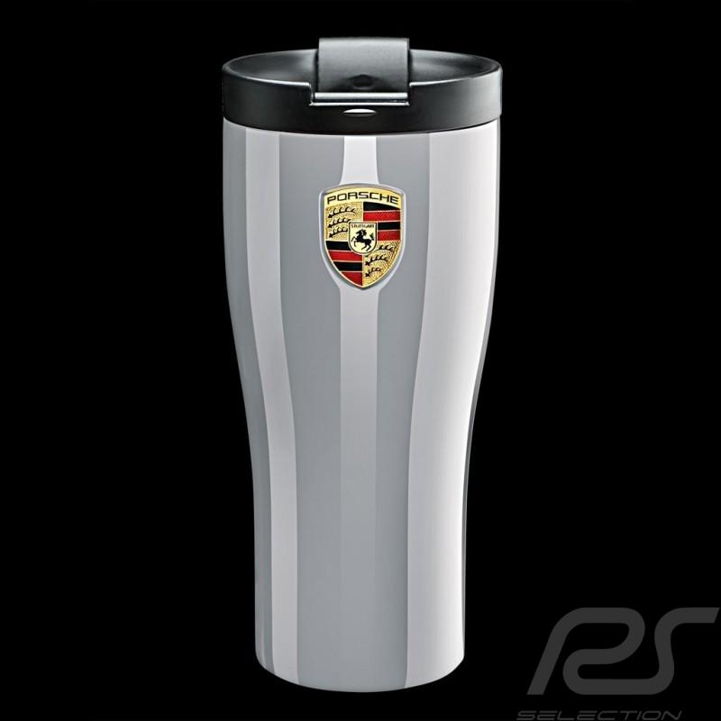 Thermo Mug Porsche isothermal chalk grey finish Porsche Design WAP0506230K