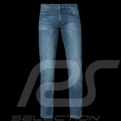 Jeans Porsche Basic blue comfort fit lightly washed Porsche Design 40469016755 - men