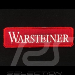Badge à coudre Warsteiner