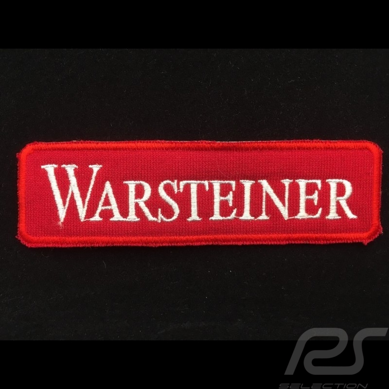 Warsteiner Badge to sew-on