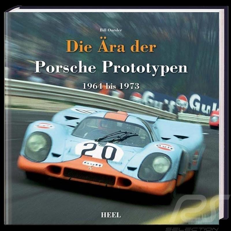 Book Die Ara der Porsche Prototypen - 1964 bis 1973