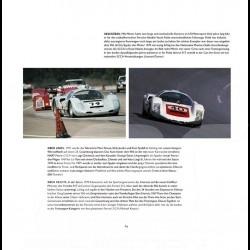 Livre Book Buch Die Ara der Porsche Prototypen - 1964 bis 1973