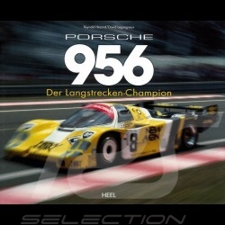 Livre Book Buch Porsche 956 - Der Langstrecken-Champion