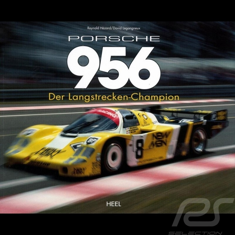 Book Porsche 956 - Der Langstrecken-Champion