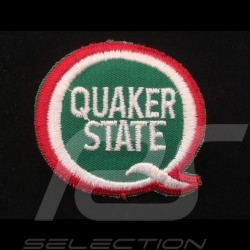 Badge à coudre Quaker State