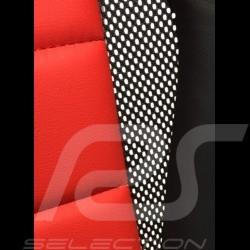 Ergonomischer Bürostuhl Head Point RS Sport Rot Kunstleder Made in Germany