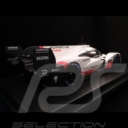 Porsche 919 Hybrid Evo n° 1 Nürburgring and Spa 2018 Record 1/12 Spark WAP0239260K