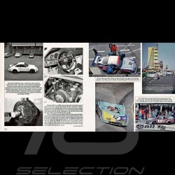 Livre book Buch Porsche Rennwagen - 1953 bis 1975