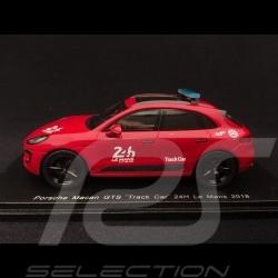 Porsche Macan GTS 24h Le Mans 2018 Track Car 1/43 Spark S7047