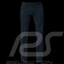 Pantalon Trousers Hose Porsche Chino Slim Fit Basic bleu marine confortable et chic Porsche Design 404690185551 - homme