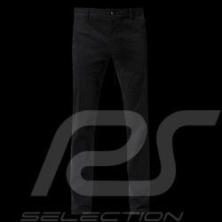 Pantalon Trousers Hose Porsche Chino Slim Fit Basic noir confortable et chic Porsche Design 404690185545 - homme