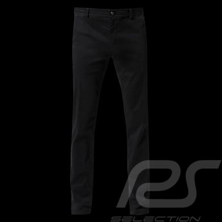 Porsche trousers Slim Fit Basic Chino black comfort fit Porsche Design 404690185545 - men