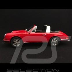 Porsche 911 Targa 1967 1/18 GT Spirit GT706 Rouge Polo red polorot