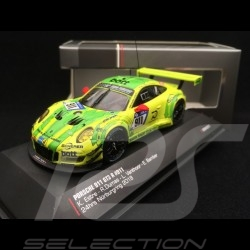 Porsche 911 type 991 GT3 R Nürburgring 2018 n° 911 Manthey racing 1/43 IXO 43011